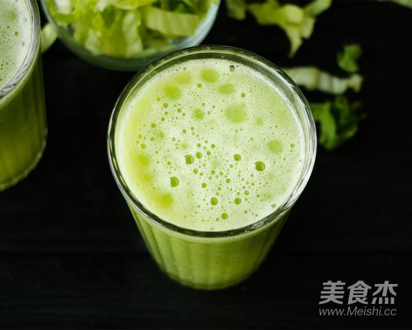 果蔬派——菠萝蔬菜饮怎么吃