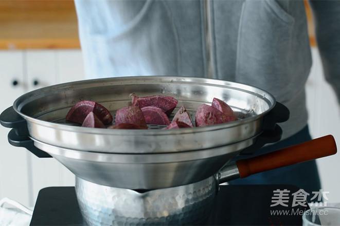健康蓝莓燕麦早餐奶的家常做法