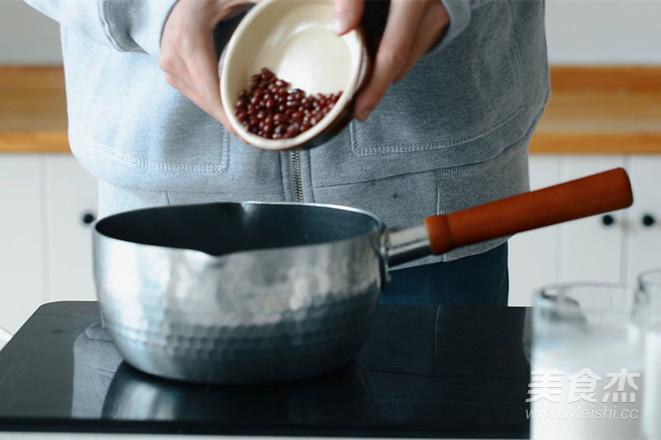 健康蓝莓燕麦早餐奶的做法图解