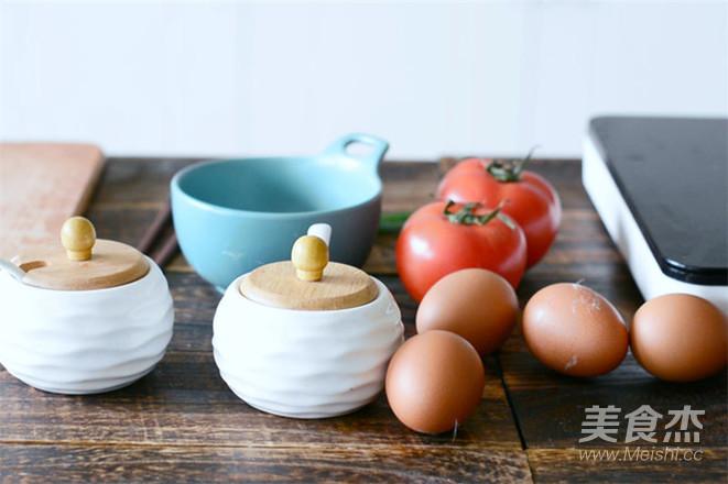 与众不同的番茄炒蛋的做法大全