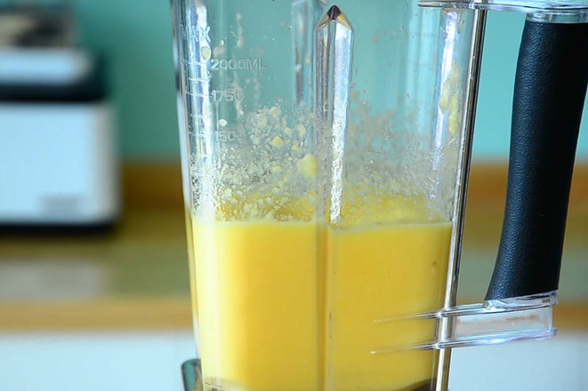 鲜姜橙子温暖冬日的步骤