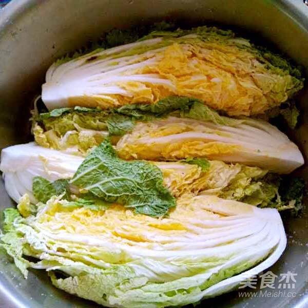 韩式辣白菜的做法大全