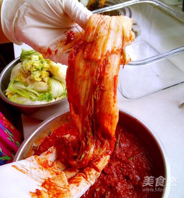 韩式辣白菜怎么炒