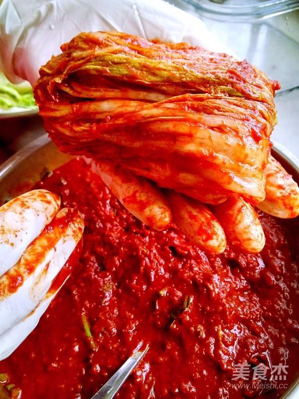 韩式辣白菜怎么煮