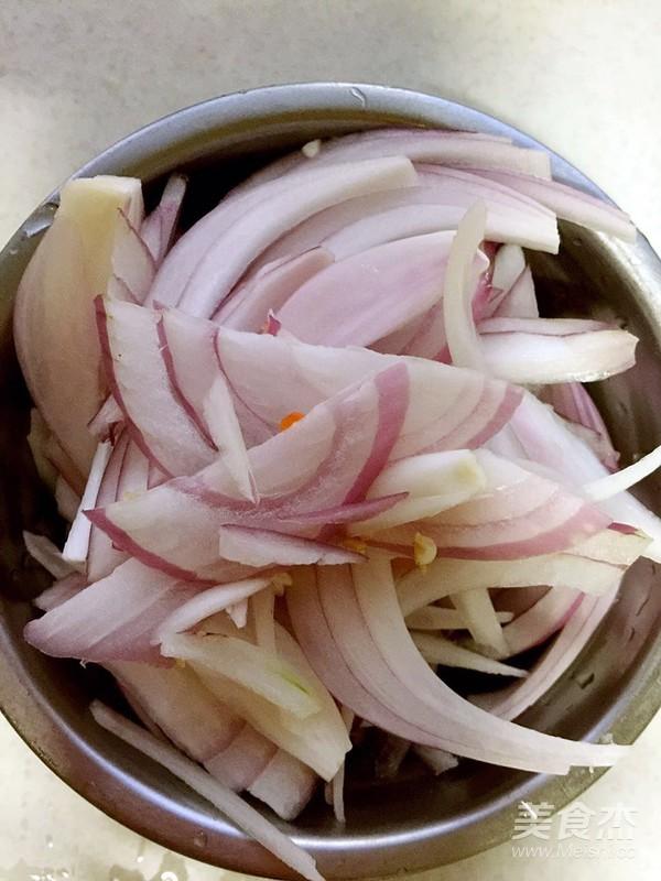 辣白菜海鲜炒粉条怎么吃