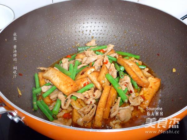 豆腐焖豆角怎么吃