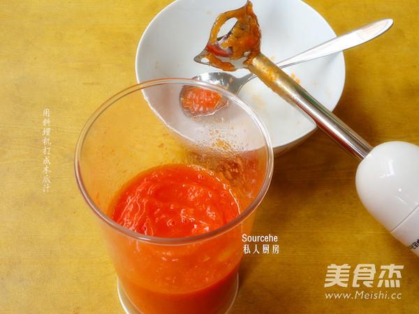 木瓜牛奶的做法图解