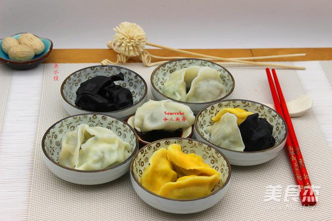 鱼水饺怎么做