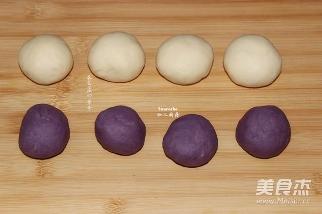 紫薯开花馒头怎么煮