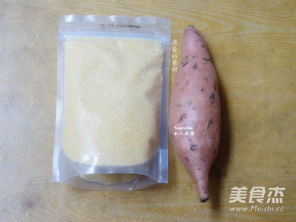 红薯小米粥的做法大全