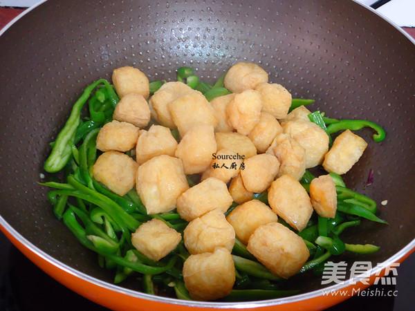 洋葱青椒焖豆腐怎么吃