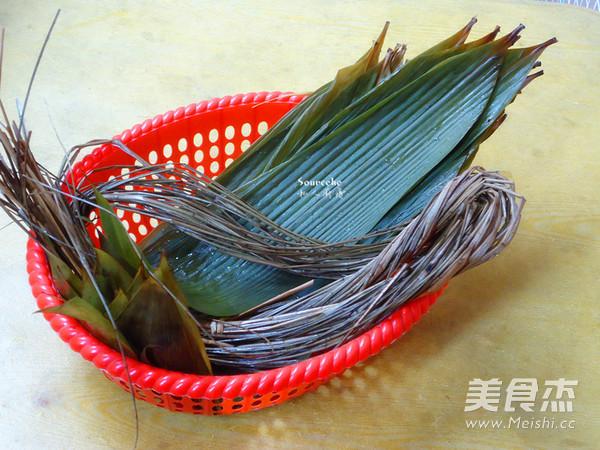 广式枧水粽的简单做法