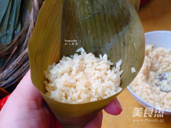 广式枧水粽怎么做
