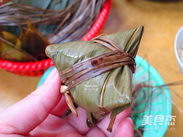 广式枧水粽怎么煮