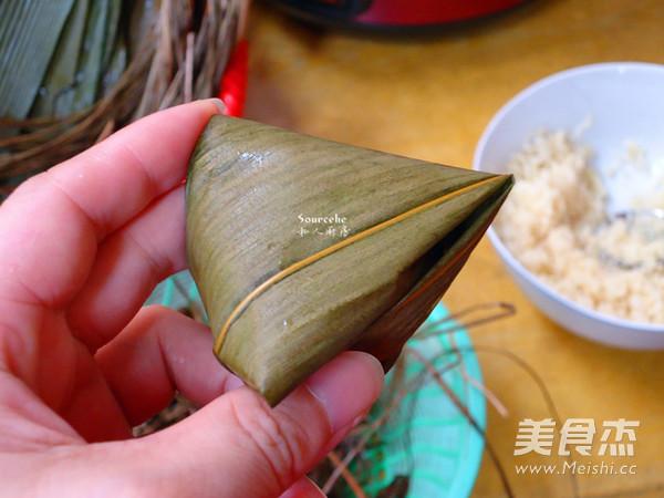 广式枧水粽怎么炒