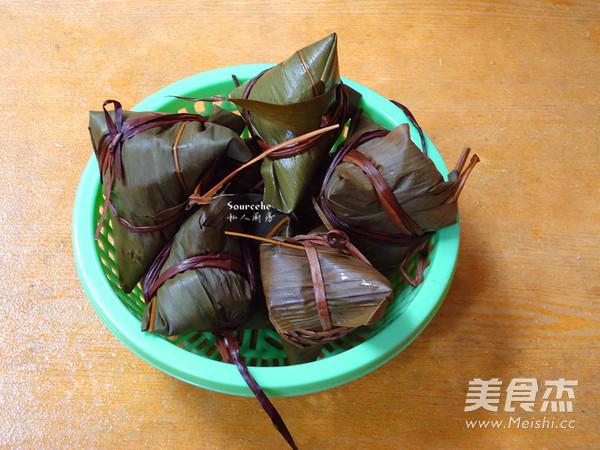 广式枧水粽怎么炖