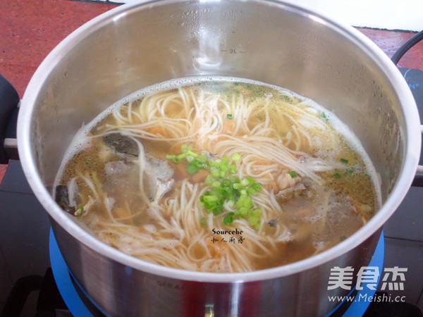 鱼汤面怎么做
