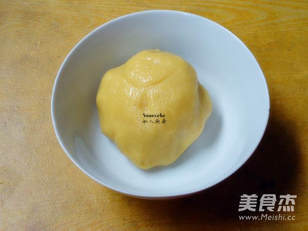 广式栗子豆沙月饼的家常做法