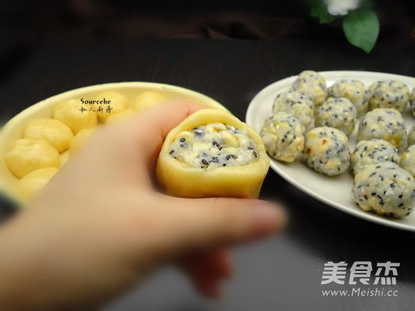 柠檬伍仁月饼怎么煸
