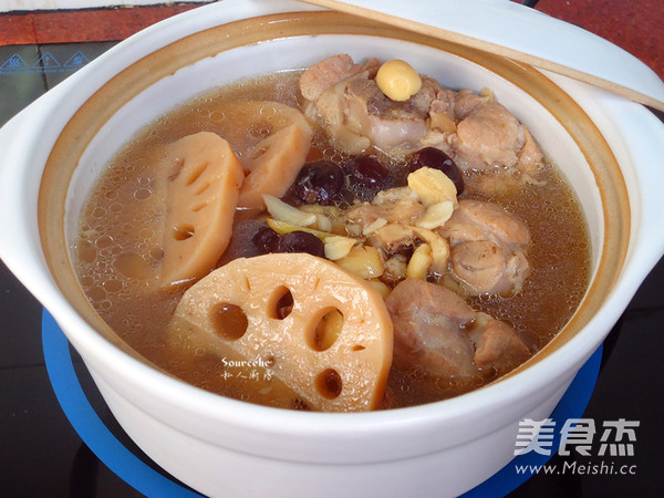 红枣莲藕汤怎么炒