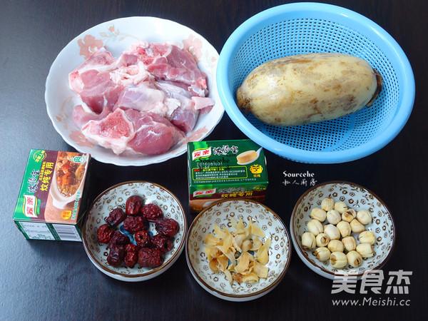 红枣莲藕汤的做法大全
