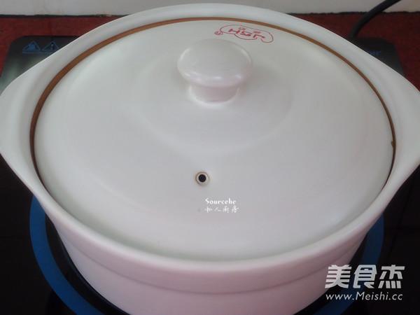 红枣莲藕汤怎么做