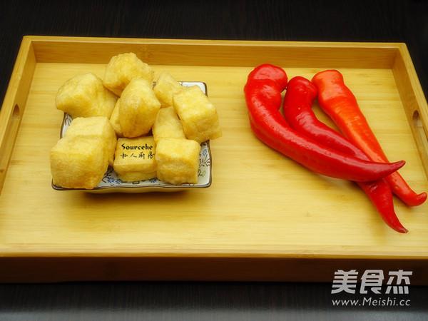 豆豉焖油豆腐的做法大全
