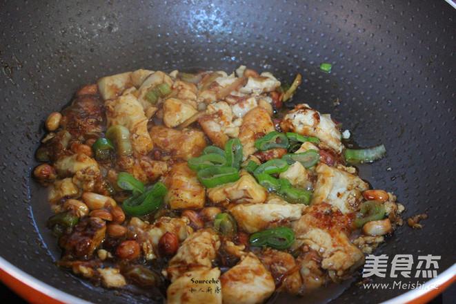 宫保豆腐怎么煮