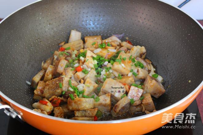 鱼香紫芋怎么炒