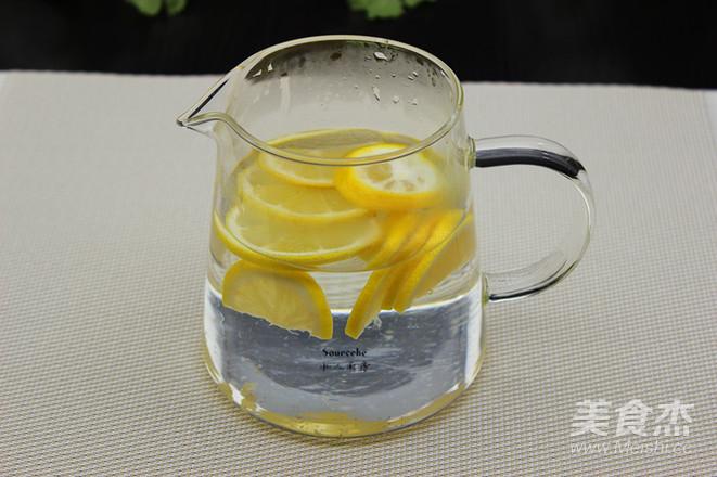 蜂蜜柠檬茶的步骤