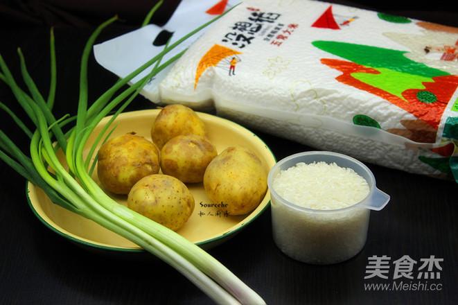 土豆炒饭的做法大全