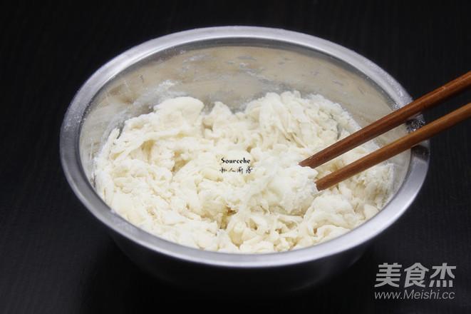 韭菜水饺的简单做法