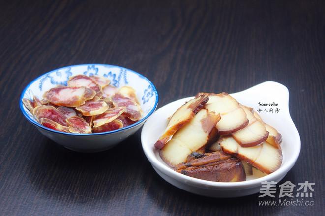 广式腊味粽的简单做法