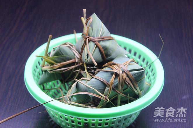 广式腊味粽怎么炒