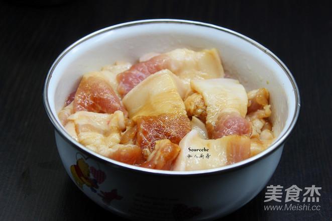 鲜肉咸味粽的家常做法