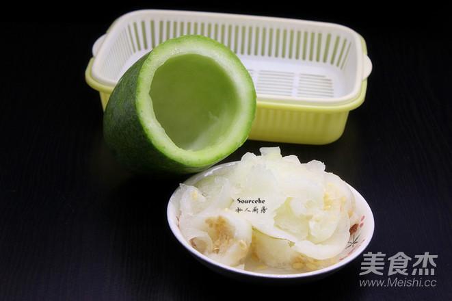 八宝豆冬瓜盅的家常做法