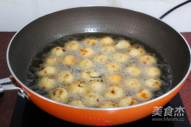 香酥芋头丸子怎么煮