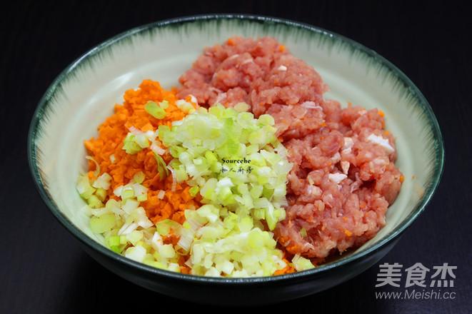 水晶蒸饺的做法图解