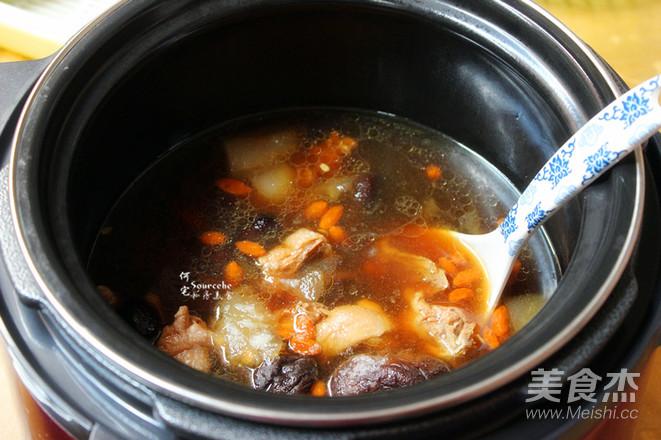 香菇鸡汤怎么炒