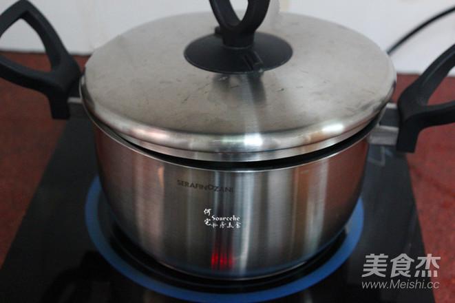 莲子百合绿豆粥的简单做法