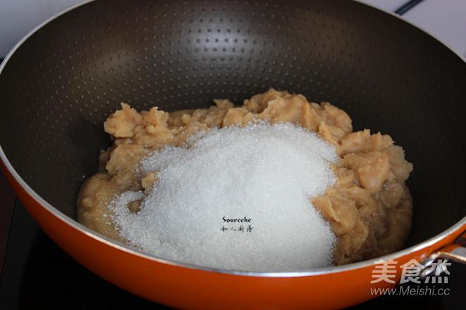 黑白芝麻酥饼的家常做法