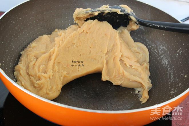 黑白芝麻酥饼的简单做法