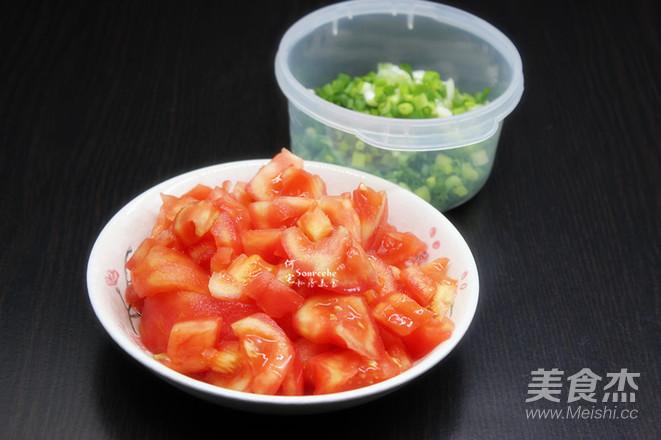 鲜虾茄汁意面的做法图解