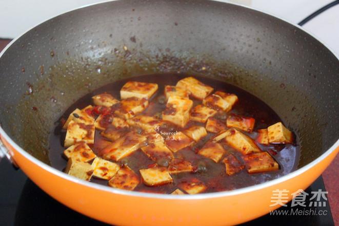 冬天的鲜香麻辣菜,麻婆豆腐怎么做