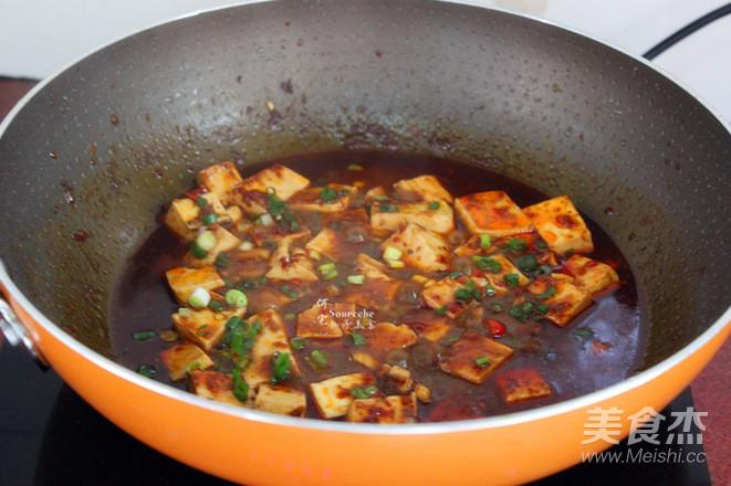 冬天的鲜香麻辣菜,麻婆豆腐怎么炒