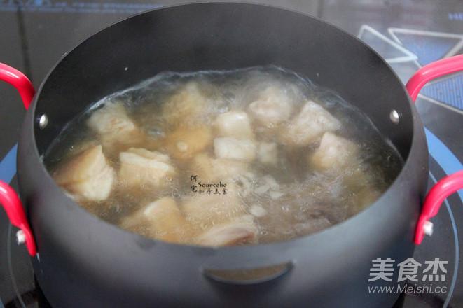 卤肉粉丝煲的简单做法