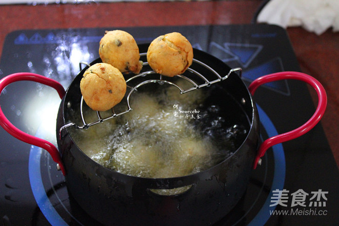 虾肉豆腐丸子怎么煮