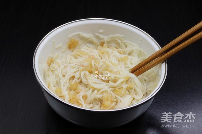 挂面虾仁丸子怎么吃