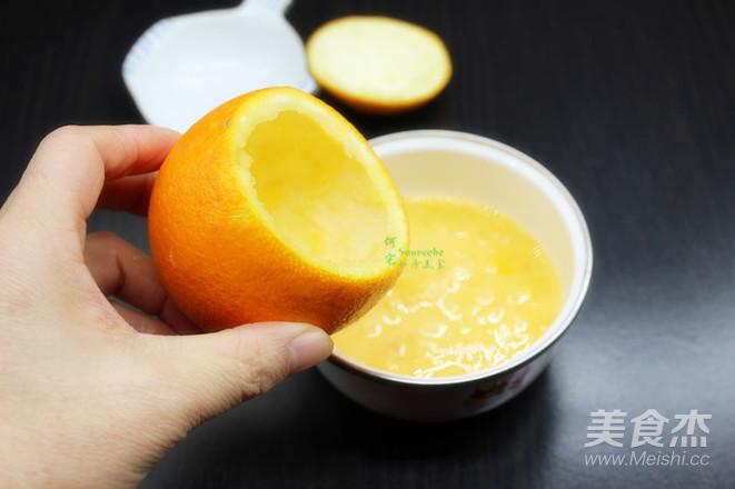 润肺止咳,柳橙蒸蛋怎么吃