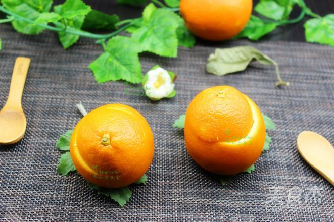 润肺止咳,柳橙蒸蛋怎么煮